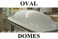 Oval Domes